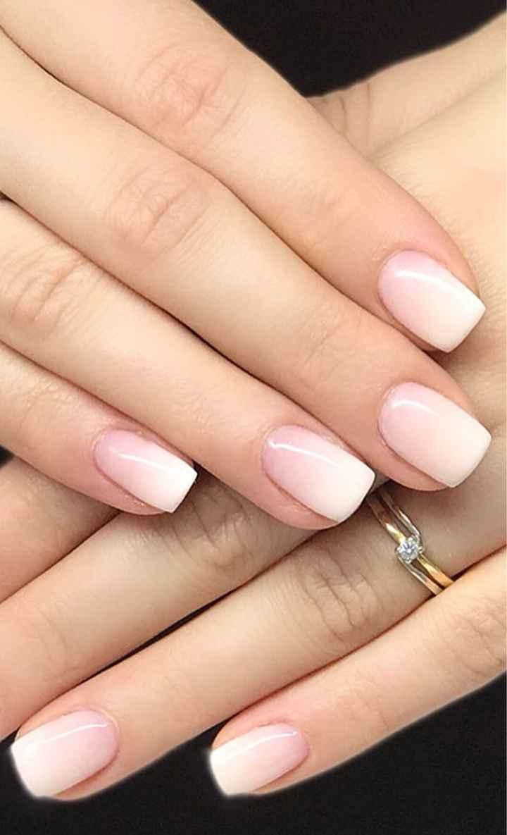 😱 unghie sposa consigli al volo 🤦🏻♀️ - 2