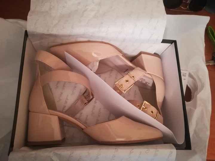 Quanto vi sono costate le scarpe da sposa? - 2
