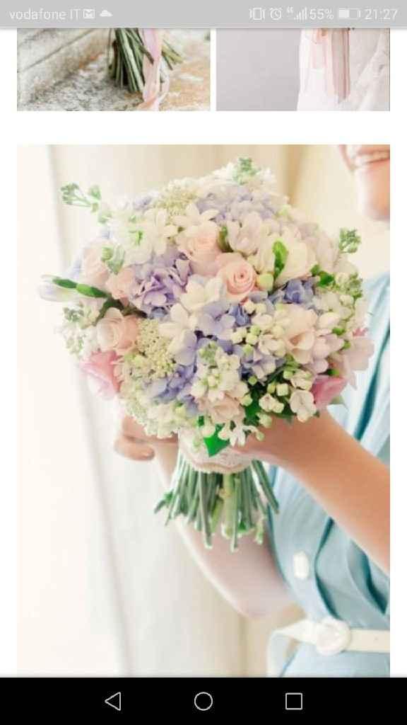Per chi si sposa a settembre..... quali sono i fiori più indicati per il bouquet? - 1