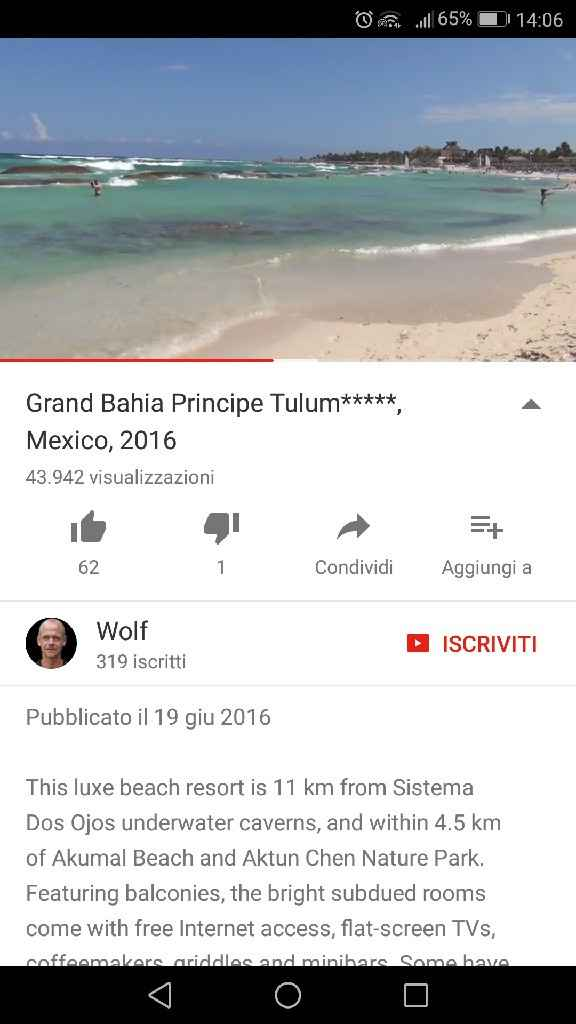 grand bahaia principe tulum opinioni - 1