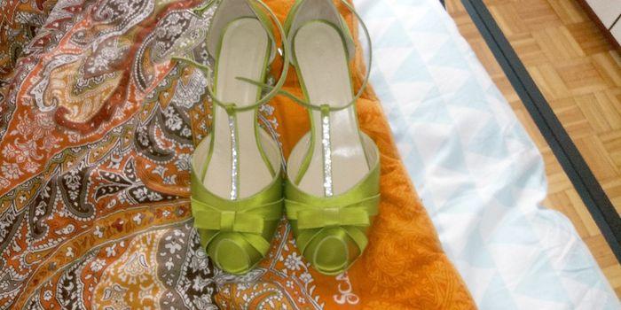 Le mie scarpe (uno dei due paia che indosseró) 3