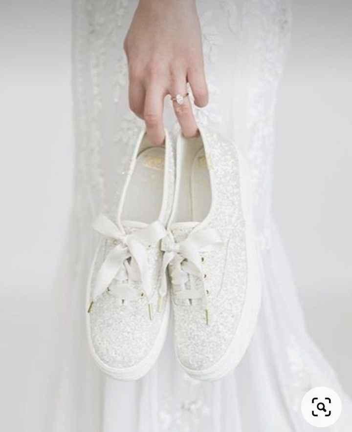 Sposa con le Sneakers 😁 👰♀️ 👟 - 1