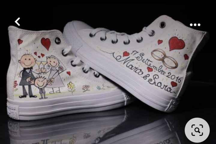 Sposa con le Sneakers 😁 👰♀️ 👟 - 2