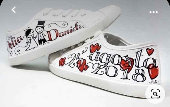 Sposa con le Sneakers 😁 👰♀️ 👟 - 3