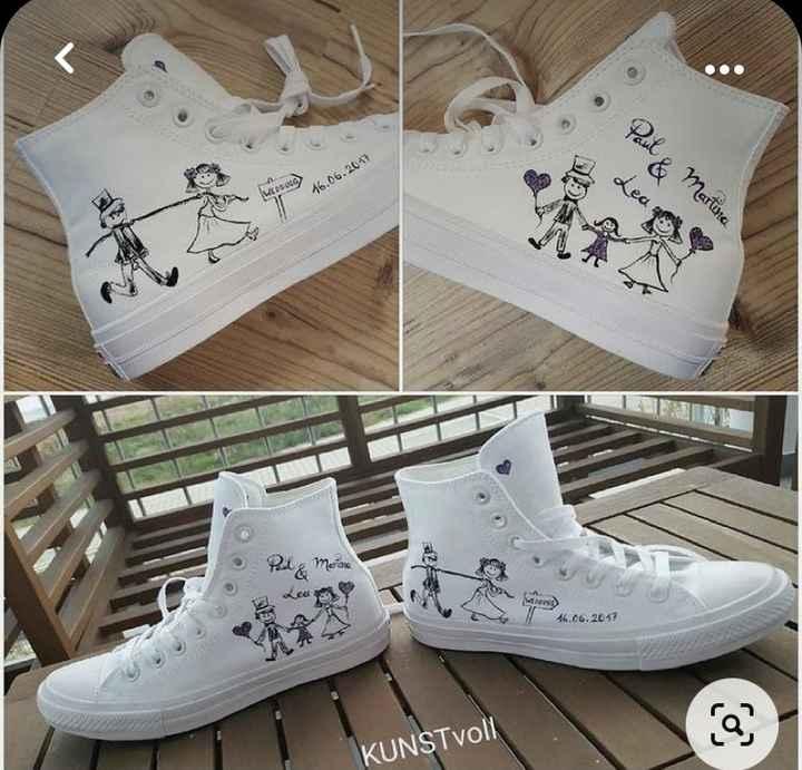 Sposa con le Sneakers 😁 👰♀️ 👟 - 4