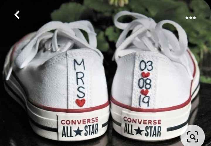 Sposa con le Sneakers 😁 👰♀️ 👟 - 5