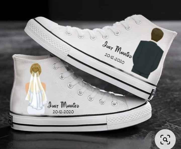 Sposa con le Sneakers 😁 👰♀️ 👟 - 6