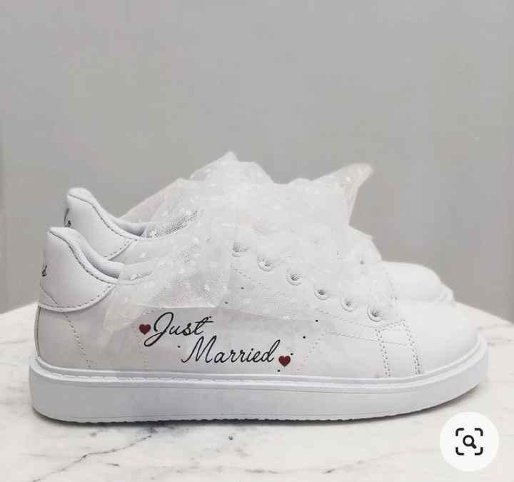 Sposa con le Sneakers 😁 👰♀️ 👟 - 8