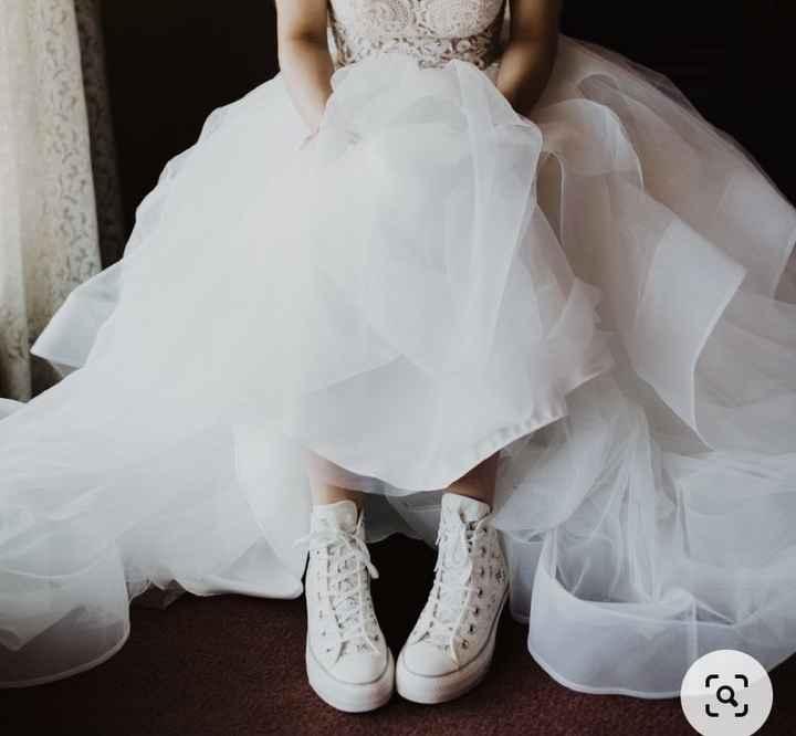 Sposa con le Sneakers 😁 👰♀️ 👟 - 10
