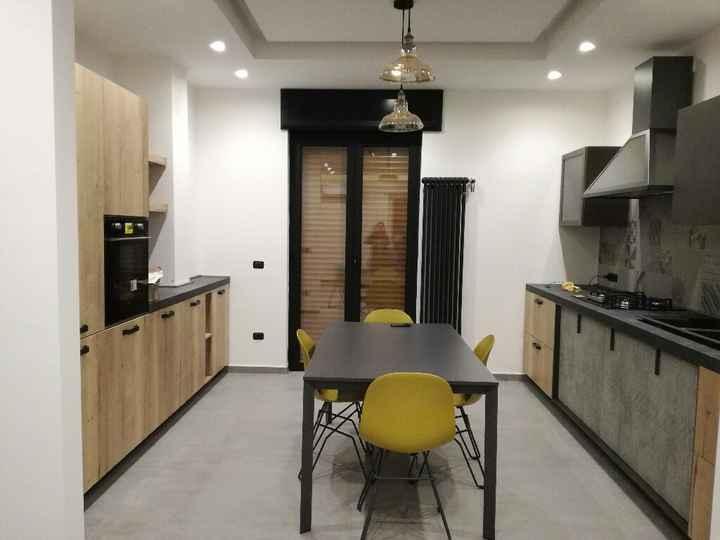 La mia cucina industrial-style - 3