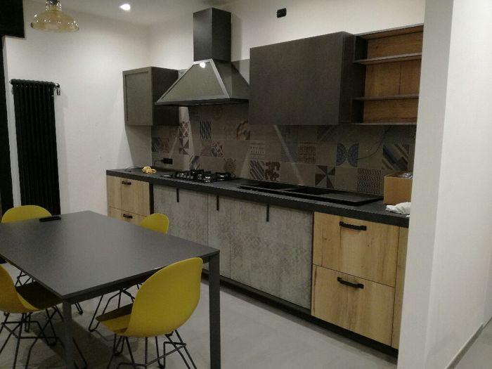 Cucina scavolini industrial - Industrial style cucine ...