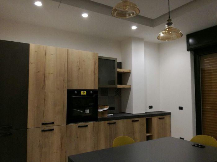 La mia cucina industrial-style - 2