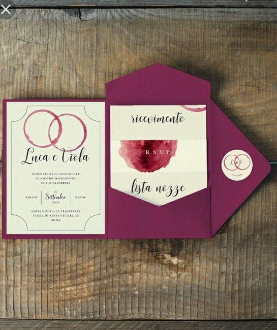 Matrimonio tema vino 4