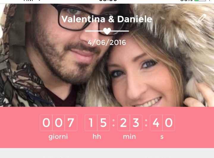Countdown -7 - 1