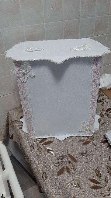 Il mio wedding box 1