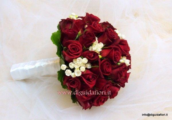 Matrimonio in rosso moda nozze forum for Colorare le rose