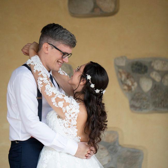 Sposa con occhiali - 2