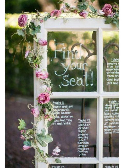 Crea il tuo tableau di nozze 2