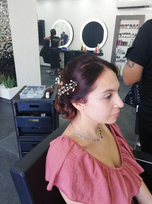 Prova capelli ✔️ 2