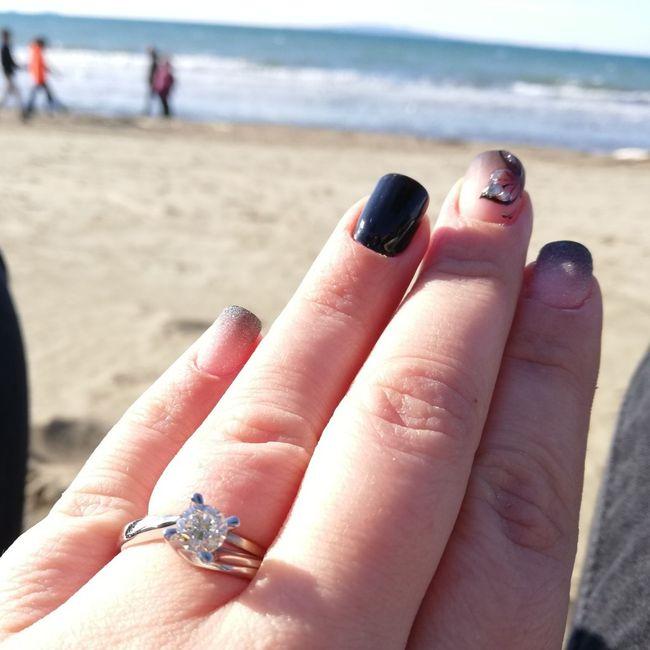 I vostri anelli di fidanzamento: vogliamo vederli! 20