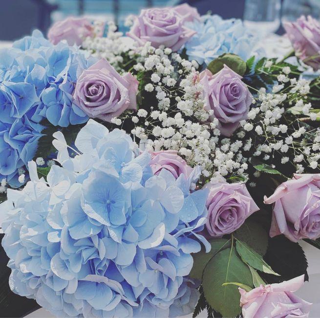 Abbinamento fiori e tema 1