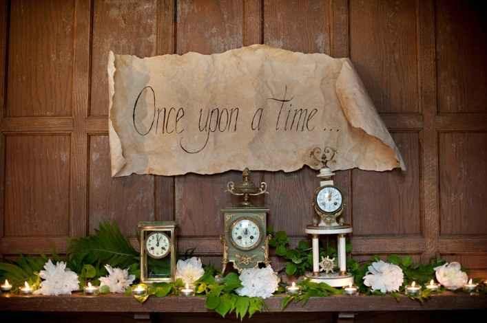tema once upon a time