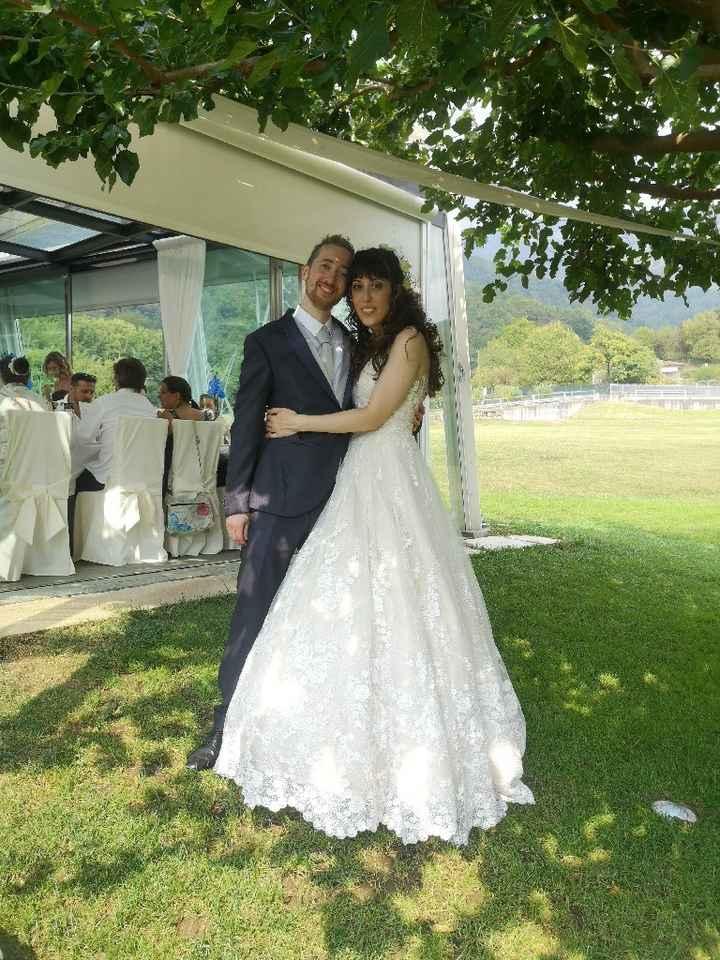 Matrimonio cugina - 2