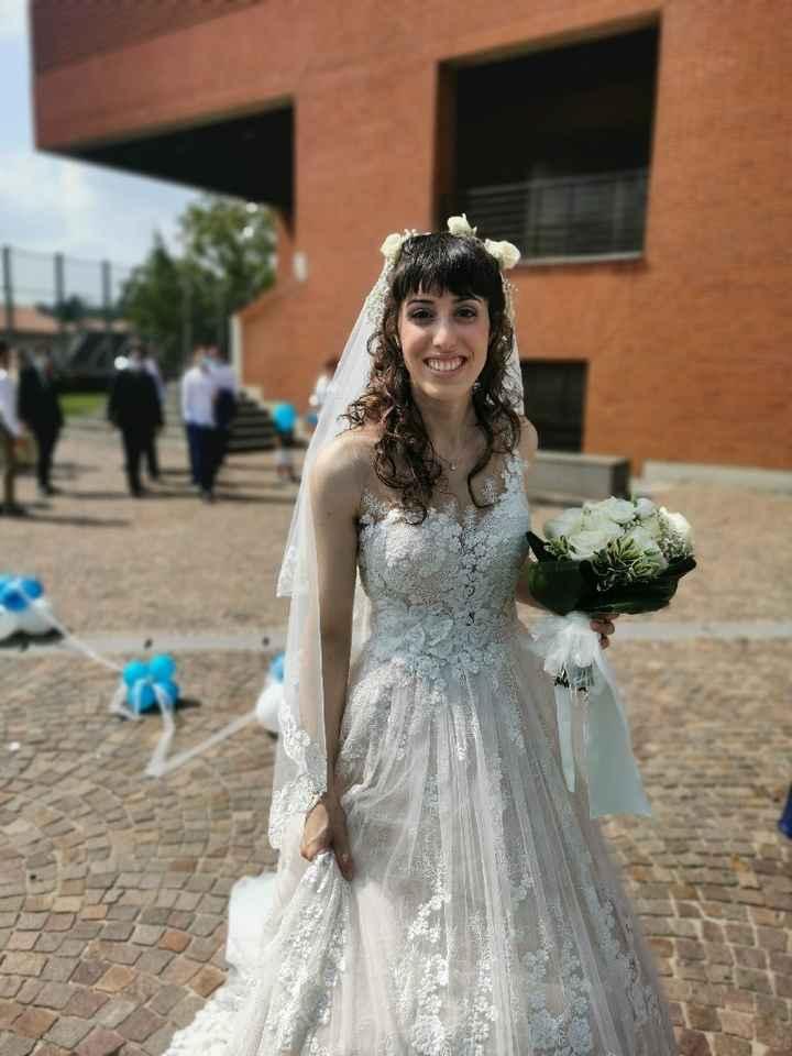 Matrimonio cugina - 6