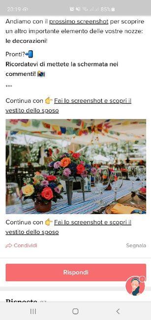 Fai lo screenshot e scopri le tue decorazioni 5