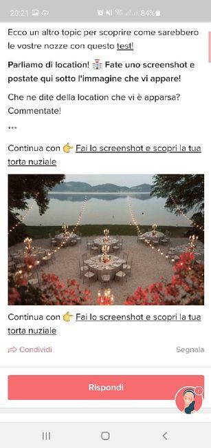 Fai lo screenshot e scopri la tua location 3