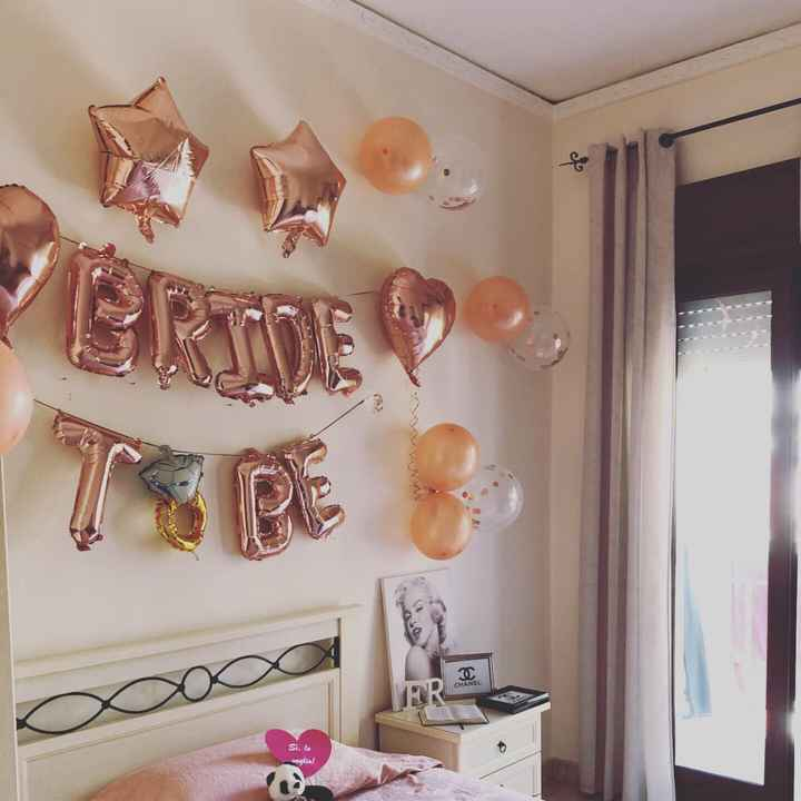 Sera prima del matrimonio!♥️ - 1