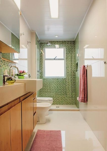 Sondaggio doccia centrale o laterale pagina 3 vivere insieme forum - Finestra nella doccia ...