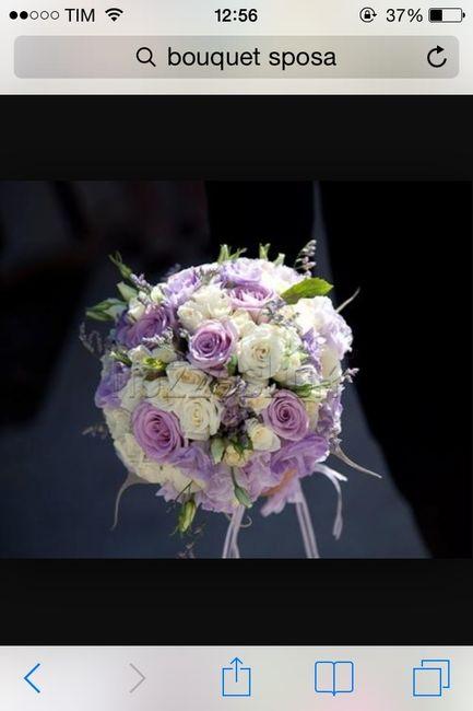 Che dilemma il bouquet