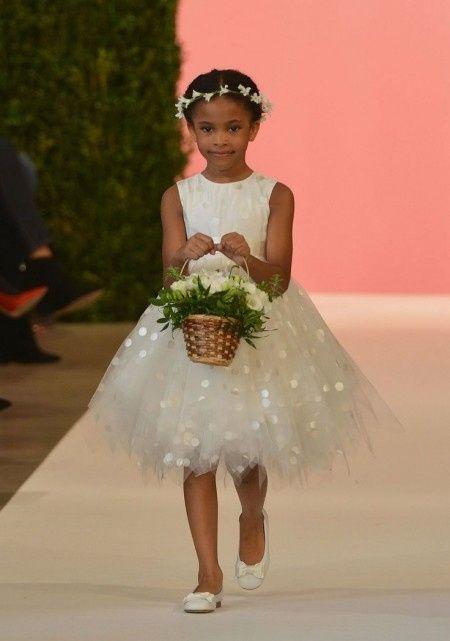 f07194536818 Vestito damigella bambina  quale tra questi 6 modelli preferite per ...