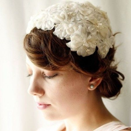 b4b2e9c2095e 20 Cappelli da sposa  li usereste mai come accessorio  - Moda nozze ...