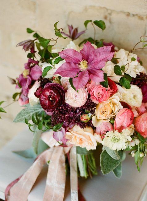 Mazzo Di Fiori Shabby.25 Bouquet Di Peonie Per Spose Romantiche Shabby E Rustic Chic