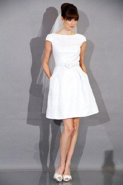 size 40 9da2d b0044 Il tuo abito da sposa per nozze con rito civile: le foto ...