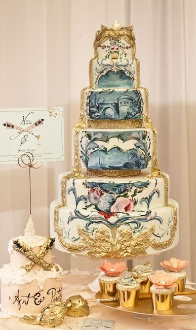 Matrimonio Tema Barocco : Tema matrimonio parte uno stile particolare página