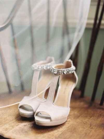Scarpe sposa - Verdiana