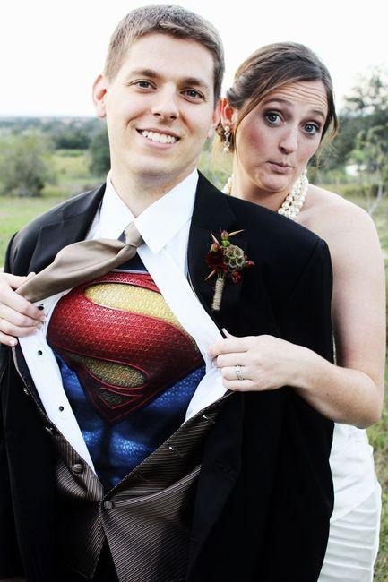 Tu novio, tu superhéroe... porque 1