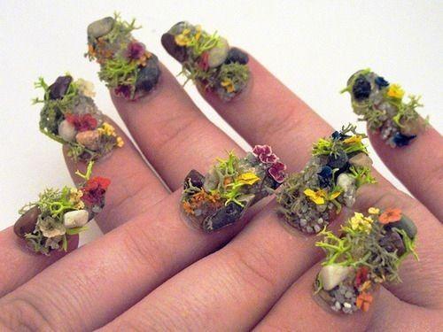 Bilderesultat for unghie più brutte del mondo