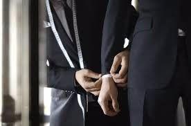 vestito sposo su misura