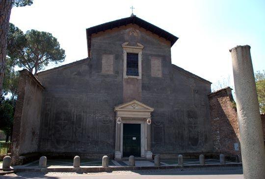 Basilica dei SS Nereo ed Achilleo