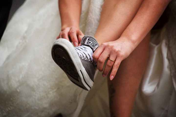 Cambio scarpa