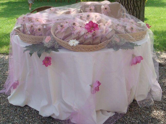 Favoloso Tavolo casa della sposa - Prima delle nozze - Forum Matrimonio.com CE18