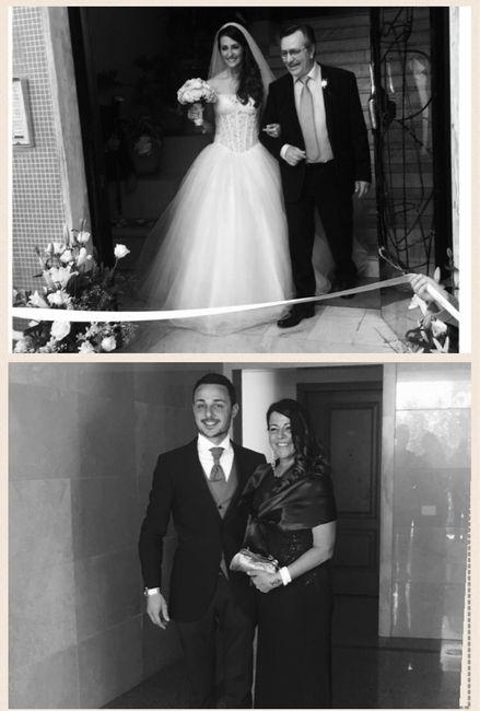 Come salutare lo sposo al tuo arrivo in chiesa? - 1