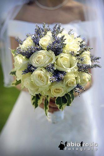 Bouquet Sposa Lavanda.Bouquet Con Lavanda Forum Matrimonio Com