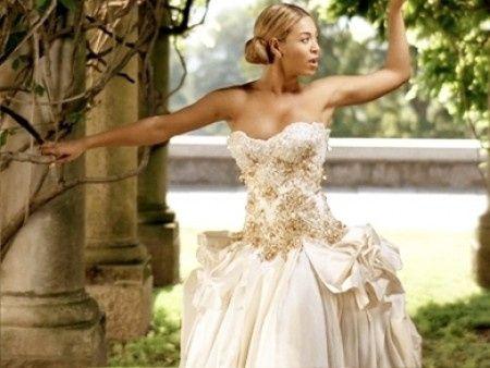 Abito di Beyoncé in un suo video