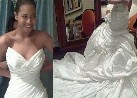 Abito da sposa reale di Beyoncé
