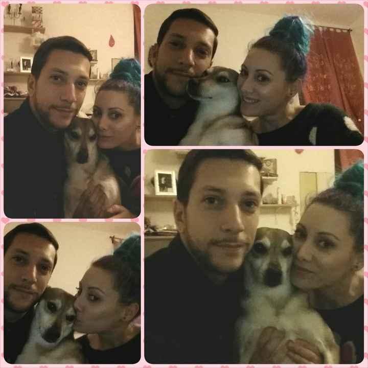 Noi e la cucciola